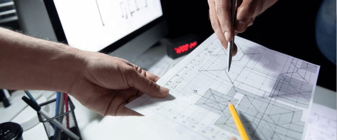 plánování stavby domu