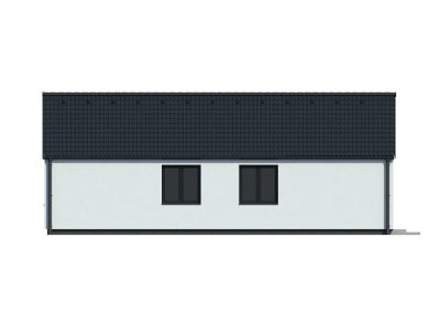 Bungalov 3kk s terasou